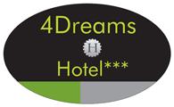Hotel 4Dreams · Web Oficial · Isla de Tenerife – Puerto de la Cruz Logo